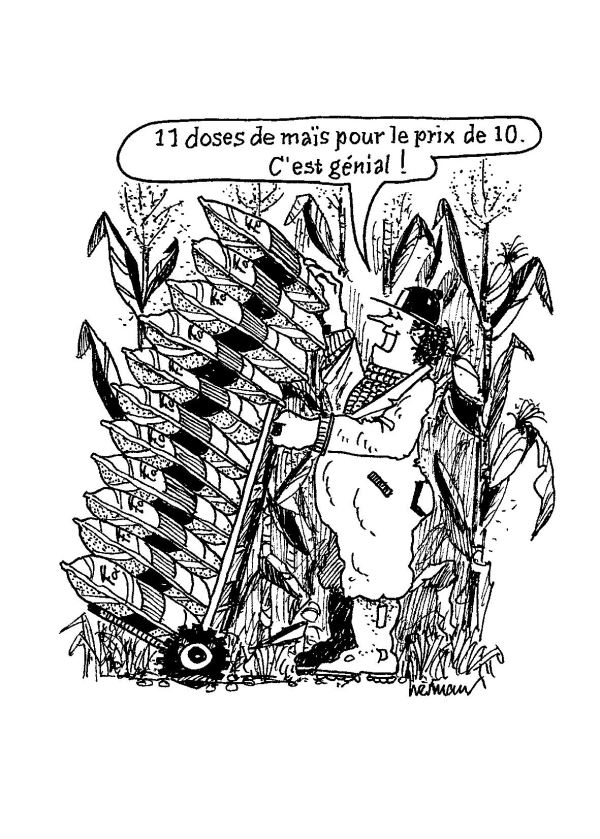 Cartoon mais actie FR