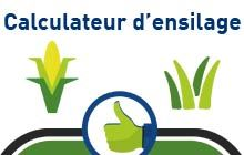 Calculateur d'ensilage